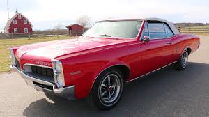 1967 pontiac tempest le mans 326 convertible for sale youtube