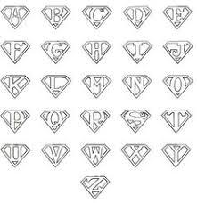 superhero logo coloring free printout sea4waterman