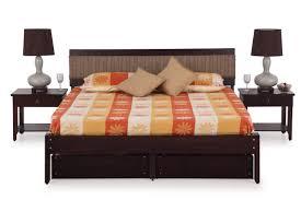 buy double bed complete set online bedroom sets online ekbote