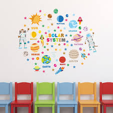 a long time ago in a galaxy far far away now when you know so much about space we would like to present you our beautiful wall stickers stick them on the wall and feel like in your own galaxy