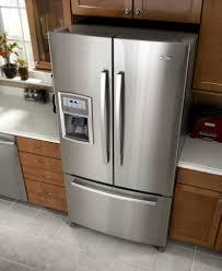 Whirlpool Inch French Door Refrigerator - whirlpool gi0fsaxvy 36 inch counter depth french door refrigerator