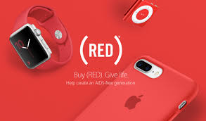 brandchannel worldaidsday apple teams with red for 10th year