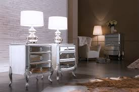 Mirrored Dressers And Nightstands Product Printer Friendly Page