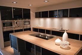 Black Kitchens Tips Home Design High Gloss Black Kitchens