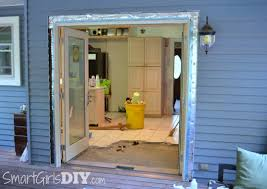 Flashing Patio Door by Installing Pella Patio Doors Architect Series