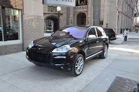 2008 porsche cayenne turbo stock gc1064ca for sale near chicago