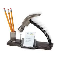 Wood Desk Organizers And Accessories by Nailed It Desk Organizer Funny Office Art Uncommongoods