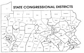 Map Of Central Pennsylvania by West Point Parents Club Of Central Pa Congressional Nominations