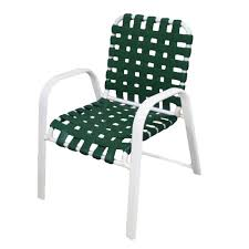 Plastic Lawn Chairs Home Depot White Patio Low Back Chair 8234 48 4301 The Home Depot