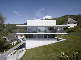 House Plans With Lots Of Windows House By The Lake Marte Marte Architekten Archdaily