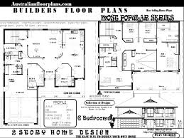 beautiful 5 6 bedroom house plans ideas 3d designs veerleus inside