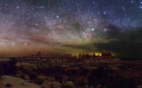 Dark Sky Map New Study Shows Extent Of Light Pollution Across The Night Sky