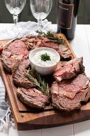 horseradish sauce for beef garlic rosemary prime rib roast neighborfood