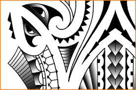 polynesian maori tribal tatoo designs flickr photo