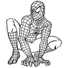 batman colring pictures free printable spiderman coloring pages