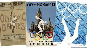 Compare as três Olimpíadas disputadas em Londres, que já ...