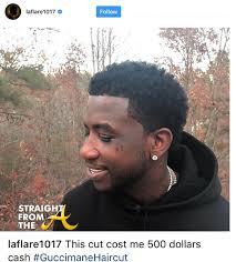 gucci 2015 heir styles for men instagram flexin gucci mane reveals 500 haircut photos videos