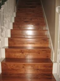 How Do You Install Laminate Flooring On Stairs Interior Laminate Flooring On Stairs Inside Stylish Laminate