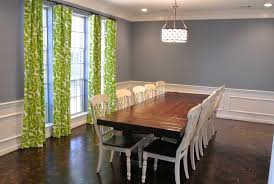 Chair Rail Color Combinations Formal Dining Room Color Schemes 18 Stunning Ways To Redecorate
