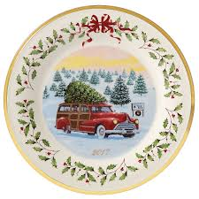 2017 plate decorative plates