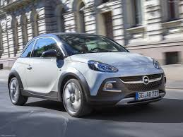 opel eisenach opel adam rocks 2015 pictures information u0026 specs