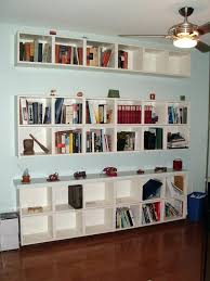 room divider design ideas bookshelves as dividers with a box