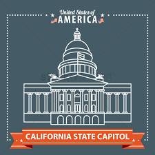 California State Flag Meaning California State Capitol Vector Image 1552829 Stockunlimited