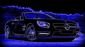 blue mercedes free photo mercedes car blue transport free image on