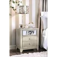 Nightstand Size Size 3 Drawer Nightstands U0026 Bedside Tables Shop The Best Deals