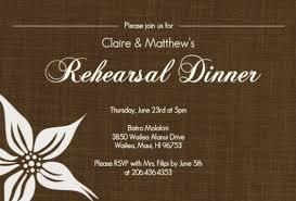 Rehearsal Dinner Invitations Wording Rehearsal Dinner Invitation Etiquette Cimvitation
