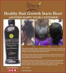 natural hair growth stimulants amazon com nzuri elixir liquid hair vitamin plus growth stimulants