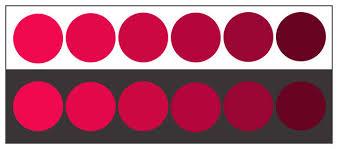 Red Colour Shades Inspirationail Colour U2013 Tints Shades U0026 Tones