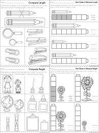 41 best measurement kindergarten images on pinterest measurement