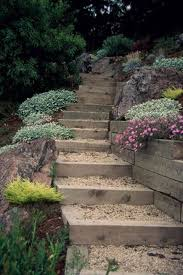 Backyard Steps Ideas 40 Cool Garden Stair Ideas For Inspiration Landscaping Gardens