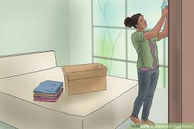 Clean Out Your Closet How To Clean Out Your Closet 14 Steps With Pictures Wikihow