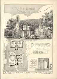 quaint house plans 455 best homes past images on vintage house