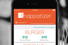 want to know the best dish at a restaurant there u0027s now an app for
