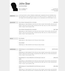 Cv Resume Format Resume Templates Free Download 10 Free Download Cv Resume