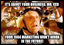 Funny Marketing Memes - it s about your business mr ceo im humor pinterest