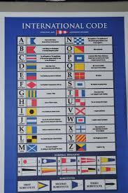 Nautical Code Flags Ship Dirlls Noaa Teacher At Sea Blog