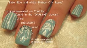robin moses nail art tiffany blue nail tiffany blue roses pink
