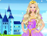 barbie princess games