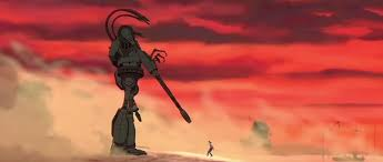the iron giant i am not a gun the timelessness of the iron giant demanders