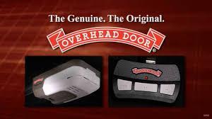 Overhead Door Codedodger Programming Programming Your Opener
