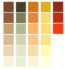 color palettes for a prairie style room the first are your basic