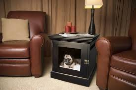 crate coffee tables diy dog crate end table
