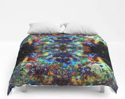 Original Duvet Covers Trippy Bedding Etsy
