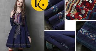 rochie etno kalimeramark articol rochie boho chic noua tendinta in