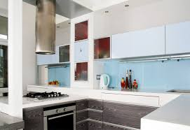 light blue kitchen backsplash 27 blue kitchen ideas pictures of decor paint cabinet designs