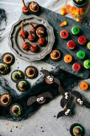Where To Buy Candy Eyes 5 Ingredient Halloween Oreo Truffles Chelsea U0027s Messy Apron